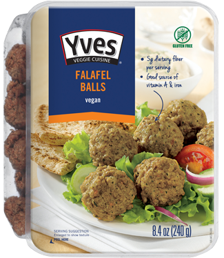how to cook yves falafel balls